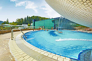 Schnupperkur in der Dobrna Therme
