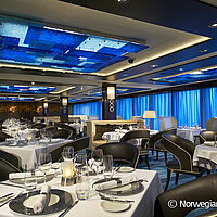 Norwegian Escape Restaurant Haven