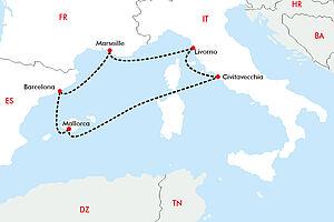 Perlen am Mittelmeer und Naturschönheit Mallorca erleben
