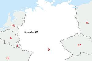 Auszeit im Sauerland