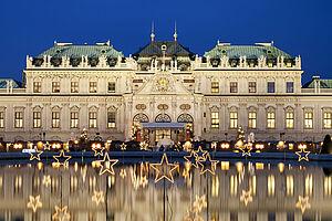 Schöne Adventszeit in Wien