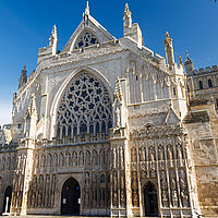 Exeter Kathedrale