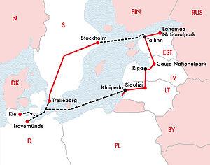 Eine kulinarische Reise durchs Baltikum