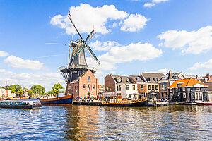 Haarlem – zwischen Meer und Amsterdam