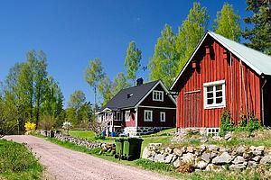I. Lindströms Romantisches Schweden