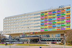 Kurreise Kolberg ***Hotel New Skanpol