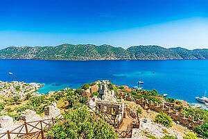 Unvergessliche Türkische Riviera
