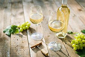 Elsässisches Weinparadies