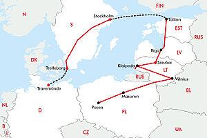 Das pure Baltikum