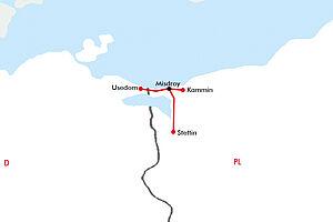 Wollin & Usedom - Inselperlen der Ostsee