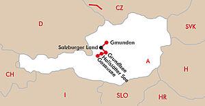 Traditioneller Almabtrieb im Salzburger Land