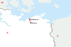 Silvester an der Mecklenburgischen Seenplatte