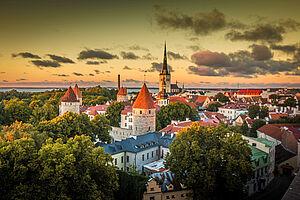 Unsere beliebte Baltikumreise für Kleingruppen von 12-20 Personen