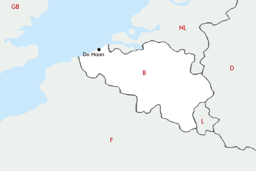 An Der Belgischen Kuste
