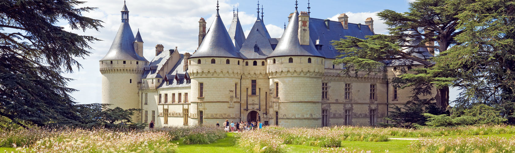 Internationales Gartenfestival im Loire-Tal